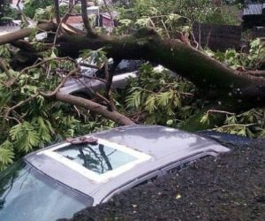 Solidarité Moheli suite Cyclone Kenneth