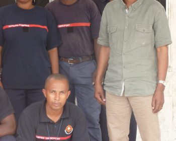Mission expertise pompiers