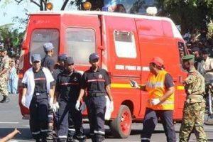Opération tenues de pompiers pour les Comores