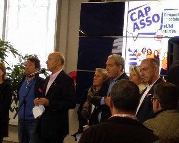 Cap association Bordeaux 1er octobre 2017