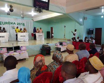 EUREKA 2018 : Partenariat AFCDAM - U-MSOMO