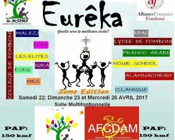 Concours inter scolaire Eurêka 2017 : un réel succès